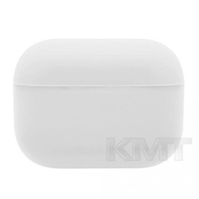 Airpods Pro Case (Simple) — White
