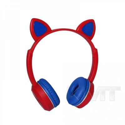 Наушники Bluetooth TUCCI K24 LED   — Red