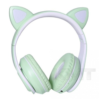 Наушники Bluetooth TUCCI P39 — Green