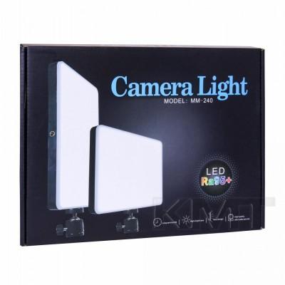 Led Camera Light MM-240 Ra95+