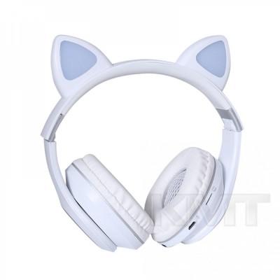 Наушники Bluetooth TUCCI CT930 LED   — White