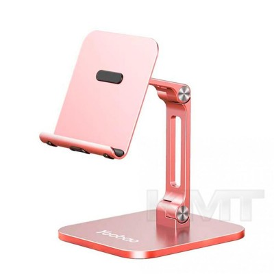 B3L Big YOOBAO Adjustable Orientation and Angle Cell Phone Holder  — Rose Gold
