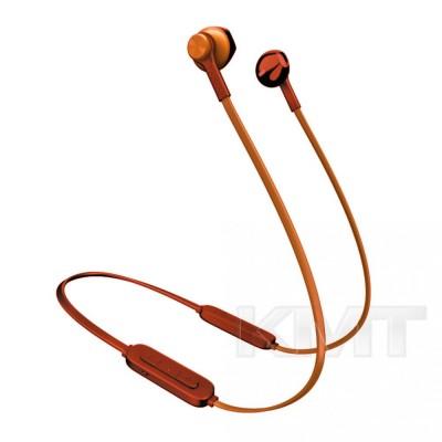 Наушники Bluetooth Yoobao YB503 — Tangerine