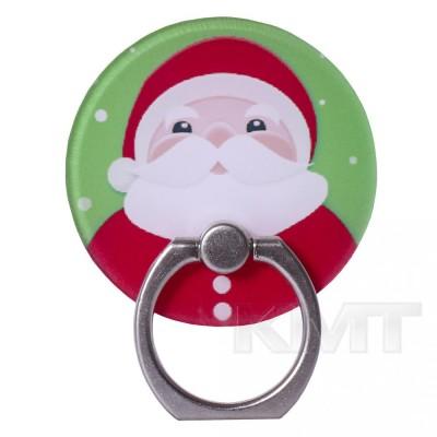 Кольцо держатель « New Year  »  — Round Santa