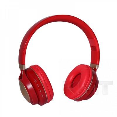Наушники Bluetooth TUCCI T9  — Red