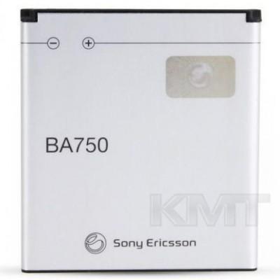 Аккумулятор Sony Ericsson BA750 Craftsman(1500 mAh) — Premium