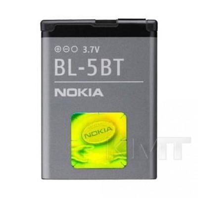 Аккумулятор Nokia BL-5BT MMT (870 mAh) — Premium
