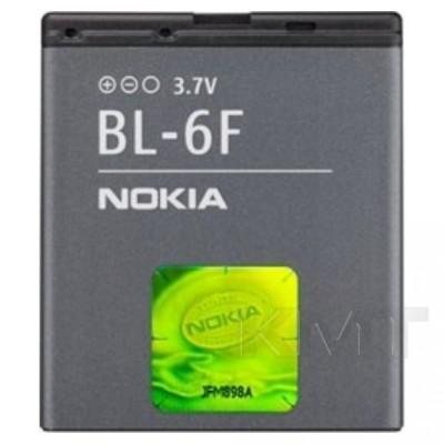 Аккумулятор Yoobao Nokia BL-6F (1200 mAh) — Premium