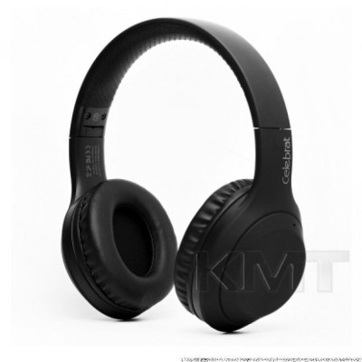 Наушники Bluetooth Celebrat A24 — Black
