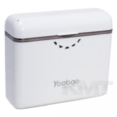 Yoobao YB625 For Apple Power Bank — 3400 mAh White