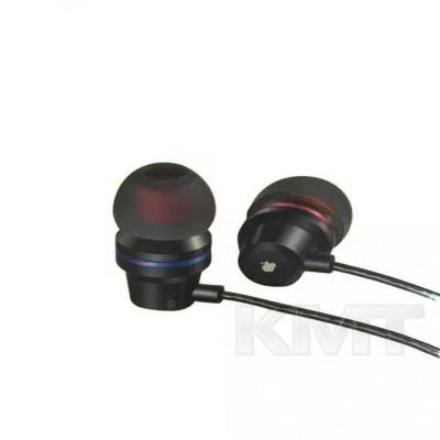 Наушники с микрофоном iPhone (black)