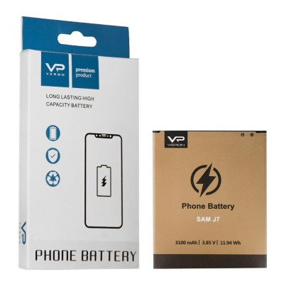 Аккумулятор Veron Samsung J7 2016 Galaxy J710 (EB-BJ710CBE) (3300 mAh)
