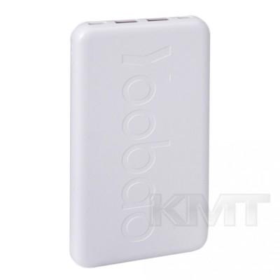 Yoobao (P10T) Power Bank — 10000 mAh — White