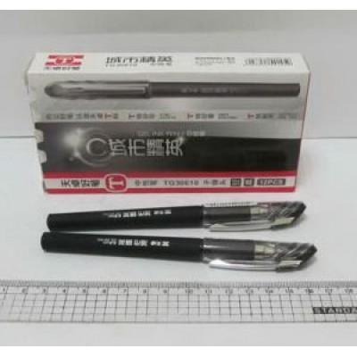 "0,5 Ручка гелевая ""Классика"" black&blue TG30610BC"