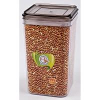Ёмкость для сыпучих продуктов «АЛЕАНА» (1,3 л, 19х11х11 см, полистирол, Украина)