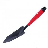Лопата огородная 330*94мм с полой пластмассовой рукояткой под удлинитель Intertool FT-0011