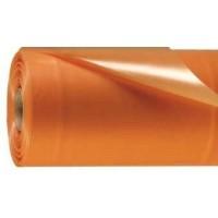 Пленка тепличная ИНТЕРКОМ-М с УФ стабилизацией на 24 месяца, толщина 120 мкм, ширина в развороте 6 м, ширина рукава 3000 мм, L=50 м, вес 30 кг