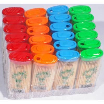 Зубочистки (карманная)в 1-ой упаковке 30 штук
