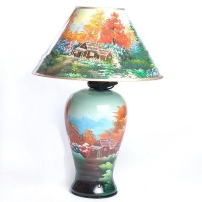 Лампа настольная (Размер: 45X27X27см), арт. 137