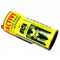 Лента липкая для мух «Мухоловка» (оригинал, материал целлюлоза, клей, Чехия) ECOSTRIPE