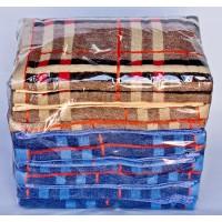 Полотенце для бани, 70х140 см, махра