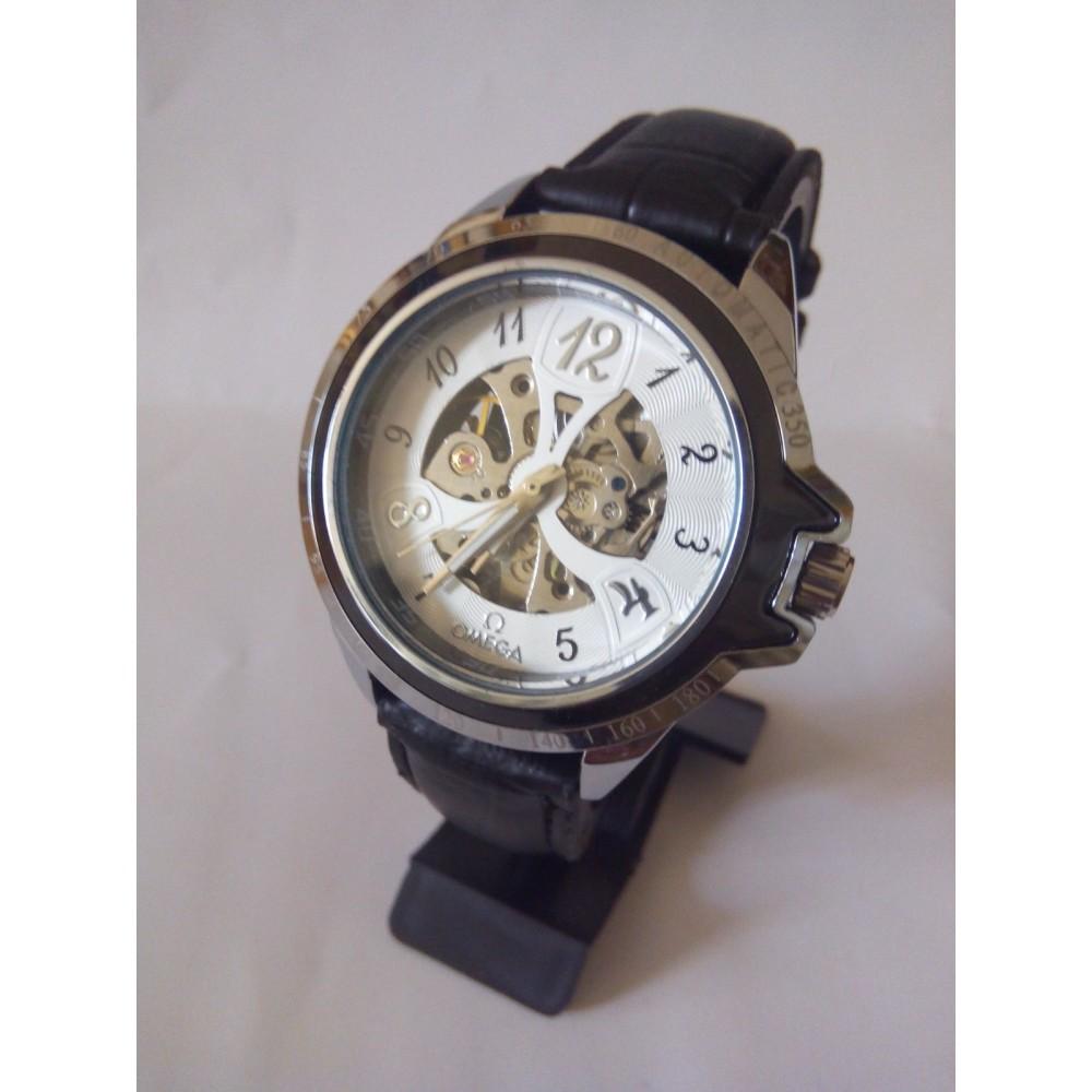 fb9636f34c5932 Мужские часы Omega Skeleton