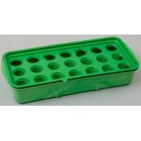 Контейнер для выращивания лука, размер 35х15х6,6 см, d ячейки 3,3 см