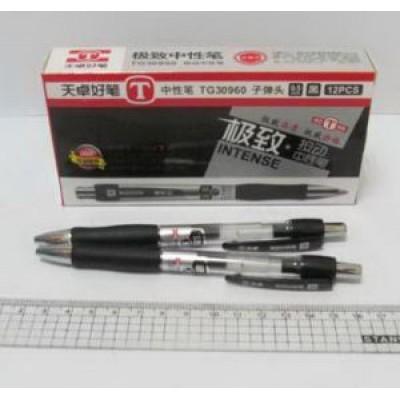 0,5 Ручка гелевая Classic black TG30960