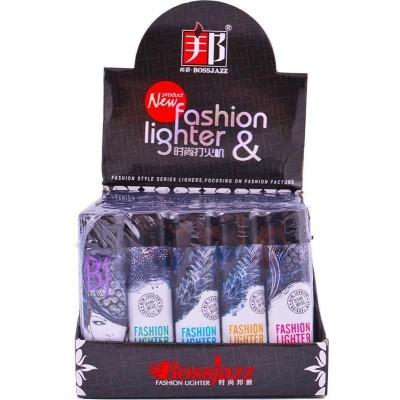 Зажигалка Fashion (турбо пламя) №805-2/911-1