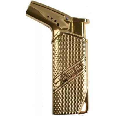Зажигалка газовая боковая (турбо пламя) №4745-2