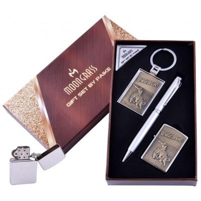 Подарочный набор Ковбои Ручка/ Брелок/ Зажигалка №AL-203B-2