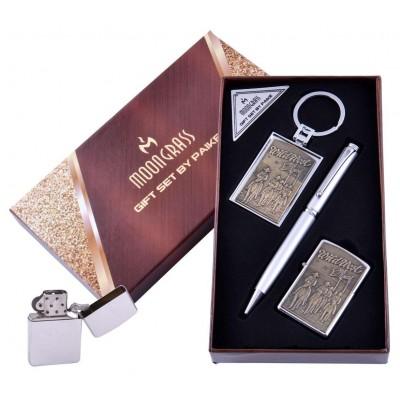 Подарочный набор Ковбои Ручка/ Брелок/ Зажигалка №AL-203B-3