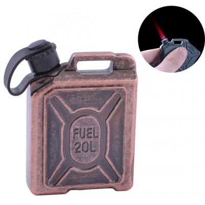 Зажигалка карманная канистра (Турбо пламя) №3766-3