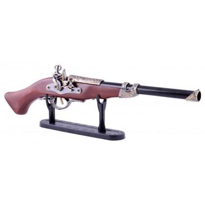 Зажигалка сувенирная мушкет (Турбо пламя) №4419