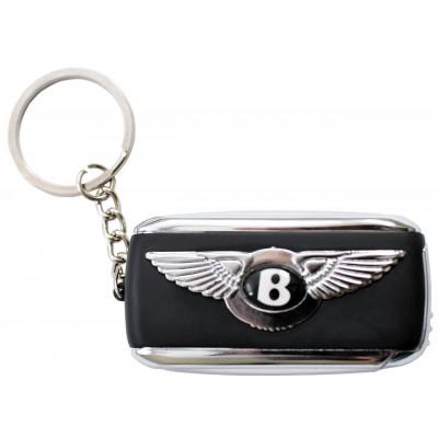 Зажигалка карманная-брелок Bentley (обычное пламя) №3822