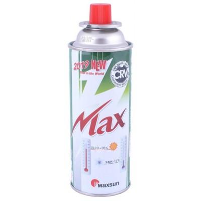 Газ для портативных газовых приборов MAXSUN (Корея) CRV Зеленый