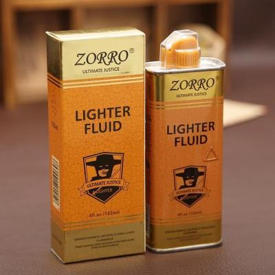 Бензин для заправки зажигалок 133 мл Zorro золото №HL-159