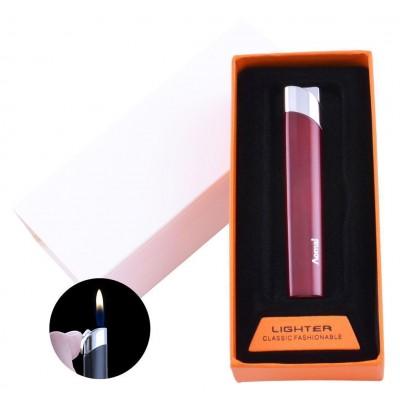 Зажигалка в подарочной коробке /\omai (Обычное пламя) №TG-2-2