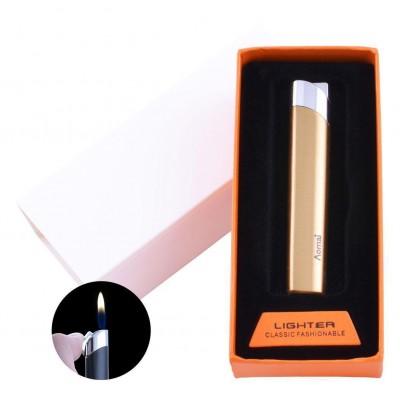 Зажигалка в подарочной коробке /\omai (Обычное пламя) №TG-2-3