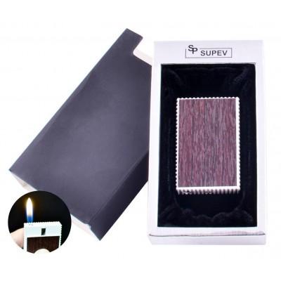 Зажигалка в подарочной коробке SUPEV (Обычное пламя) №SP-16
