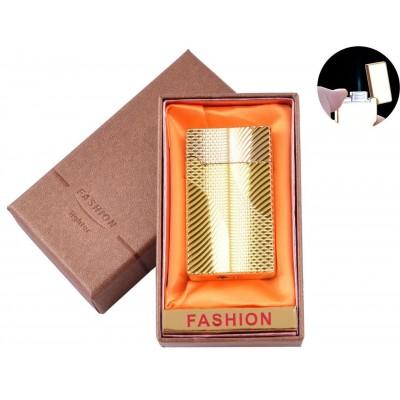 Зажигалка в подарочной коробке FASHION (Острое пламя) №XT-73