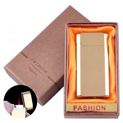 Зажигалка в подарочной коробке FASHION (Турбо пламя) №XT-74-1