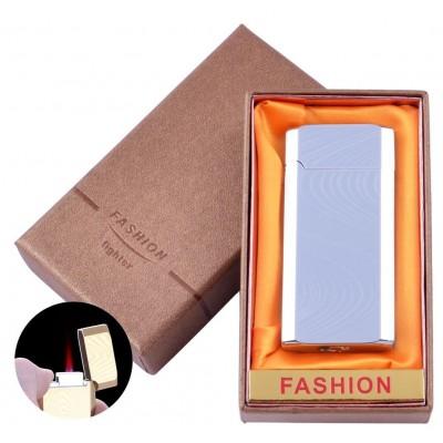 Зажигалка в подарочной коробке FASHION (Турбо пламя) №XT-74-2