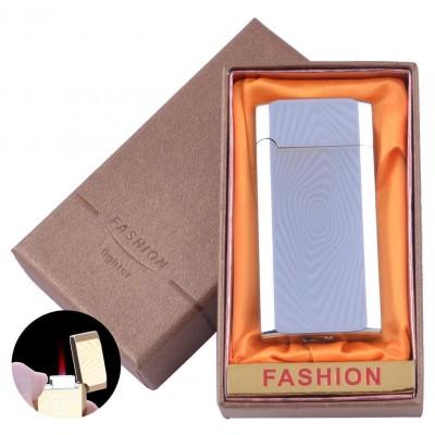 Зажигалка в подарочной коробке FASHION (Турбо пламя) №XT-74-3