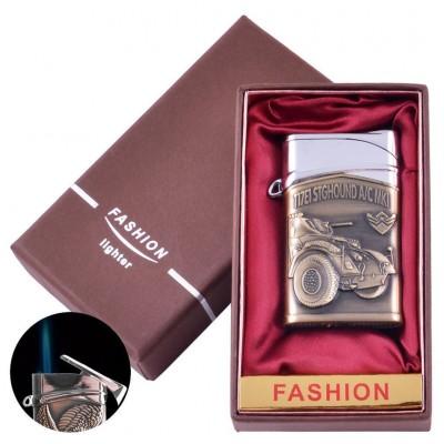 Зажигалка в подарочной коробке FASHION (Острое пламя) №XT-79-2