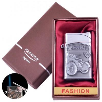 Зажигалка в подарочной коробке FASHION (Острое пламя) №XT-79-1