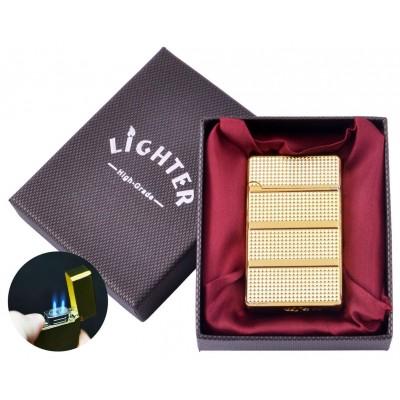 Зажигалка в подарочной коробке Lighter (Острое пламя) №XT-91-2