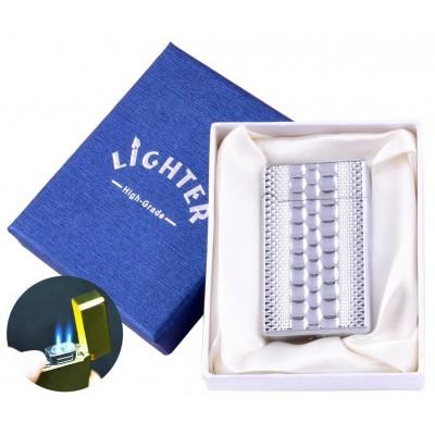 Зажигалка в подарочной коробке Lighter (Острое пламя) №XT-94-1