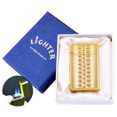 Зажигалка в подарочной коробке Lighter (Острое пламя) №XT-94-2