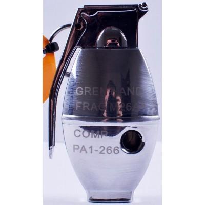 Зажигалка газовая Граната №4457-1